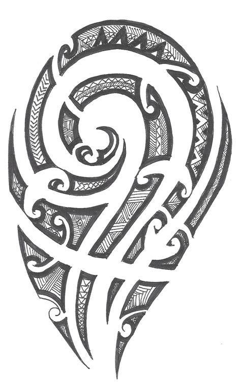 simple polynesian tattoo design polynesian design by jeraud92140 on deviantart