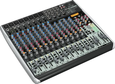 Mixer Audio Behringer 16 Chanel behringer qx2222usb xenyx usb mixer 16 channel zzounds