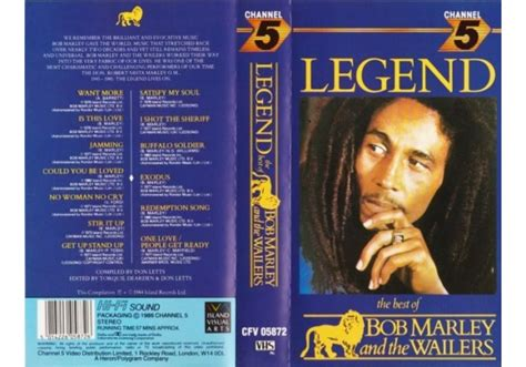 legend the best legend the best of bob marley and the wailers 1984 on