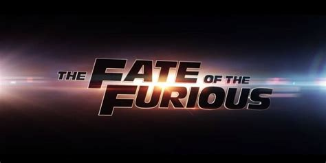 fast and furious 8 title song the fate of the furious everything we know so far