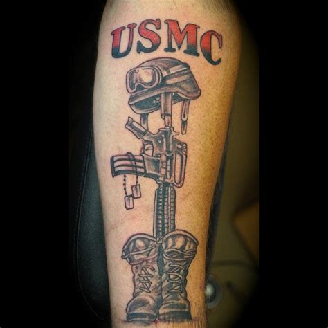 marine corps order on tattoos 25 cool usmc tattoos meaning policy and designs