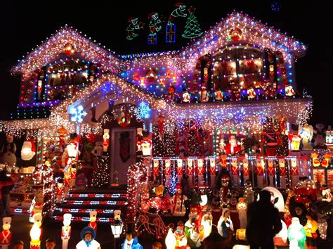 best decorated homes christmas around the world 2013 56j liddiard rd primary