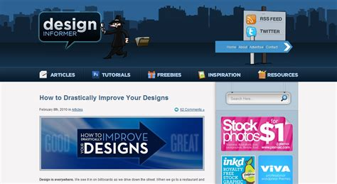 great design header 16 great header designs design sites