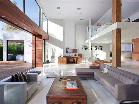 gorgeous open concept living room in contemporary style open your heart to these 24 opulent open concept rooms