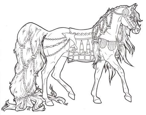 coloring pages carousel horses carousel coloring pages az coloring pages