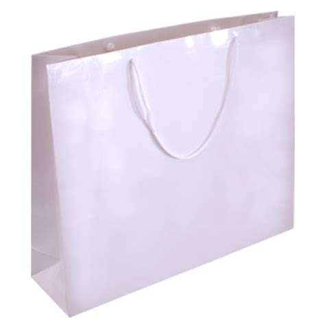 White Paper Craft Bags - large white paper bags images