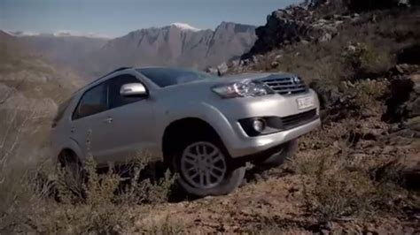Toyota New Ad Toyota Fortuner Gets New Ad Autoevolution