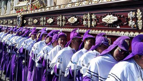 Calendario Semana Santa 2017 Calendario De Procesiones En Antigua Guatemala Para Semana