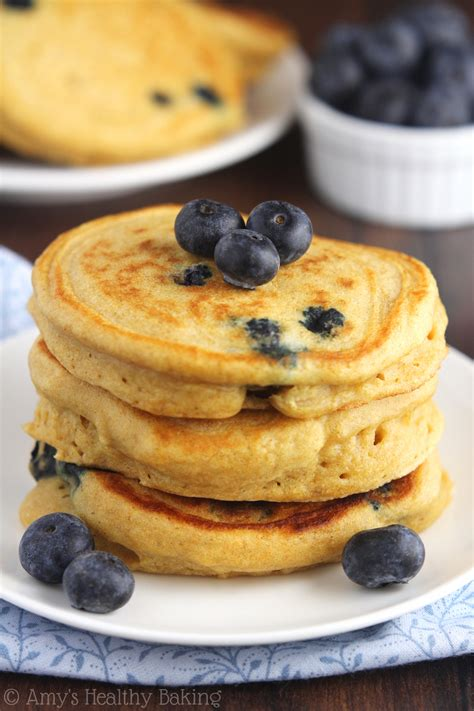 blueberry pancake recipe blueberry pancakes healthy