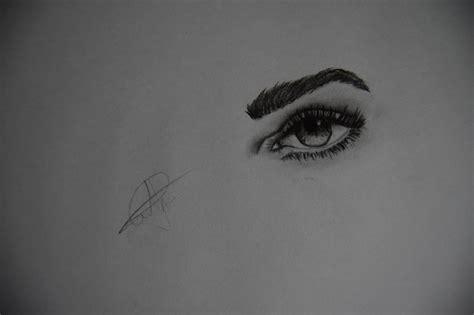 como hacer imagenes a blanco y negro seisdraws dibujo quot ojo en blanco y negro quot