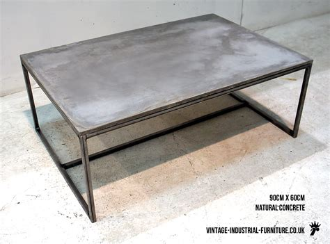 Concrete Coffee Table Top Concrete Coffee Table
