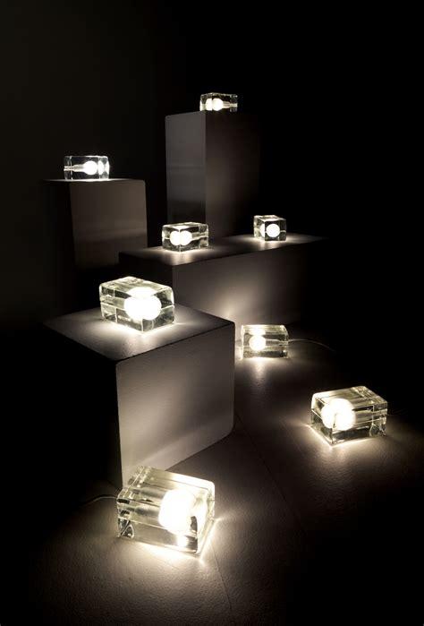 design house stockholm uk block l ambre table l l 16 cm amber brown cord