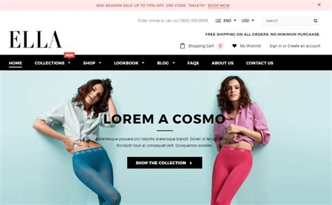 shopify themes bootstrap 20 best shopify themes for 2017 elegant themes blog
