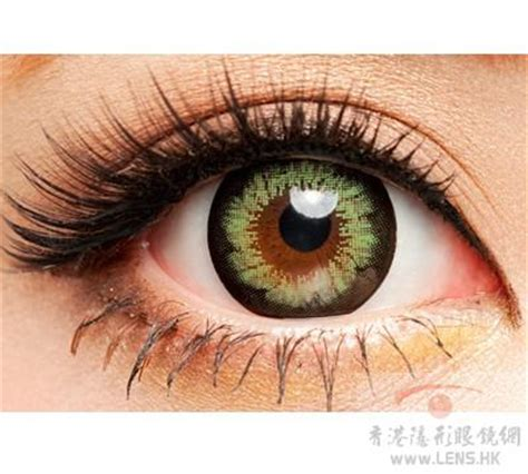 green color contacts girly chip green color contact lens pair y33 green