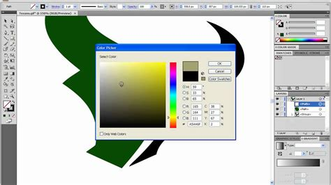 tutorial illustrator live trace adobe illustrator cs4 tutorial how to change a logo