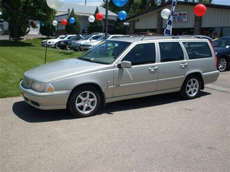 2000 Volvo V70 2000 Volvo V70 Photos Informations Articles Bestcarmag