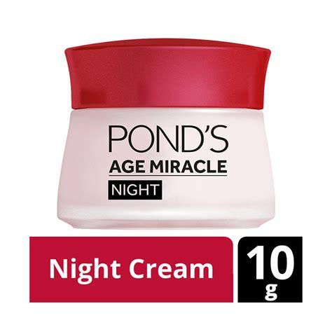 Pelembab Ponds Age Miracle jual ponds age miracle 10g harga