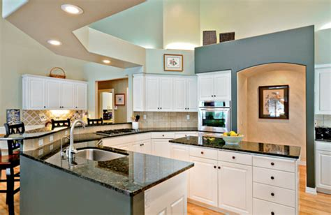 Home Interior Design Kitchen Interior Designer S House Kitchen Afreakatheart