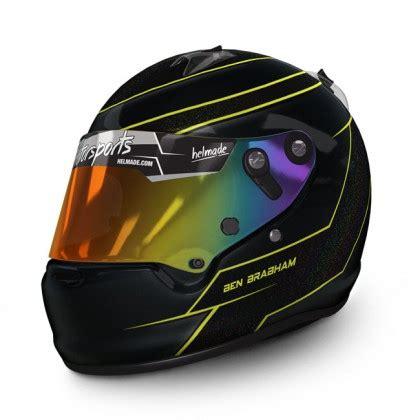 helm design karting helmade helmdesigns gestalte deinen eigenen motorsport