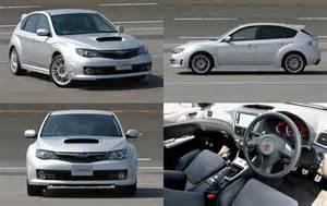 2008 Subaru Wrx Sti 0 60 Stock 2008 Subaru Impreza Wrx Sti 1 4 Mile Trap Speeds 0