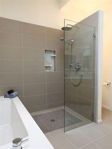 ideas  walk  shower designs  pinterest
