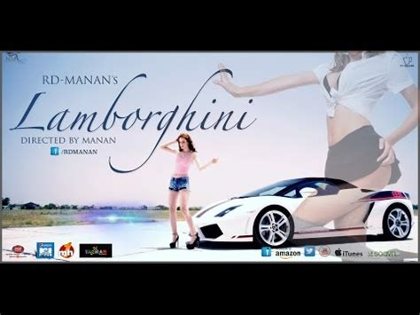 Lamborghini Song Lamborghini Song By Rd Free Mp3 Songspk