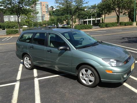 2003 ford focus wagon 2003 ford focus ztw wagon review