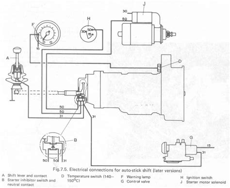 vw beetle gearbox diagram thesamba beetle late model 1968 up view