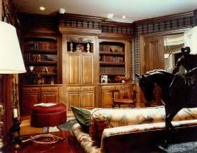 hand made built in cabinetry for home library office by