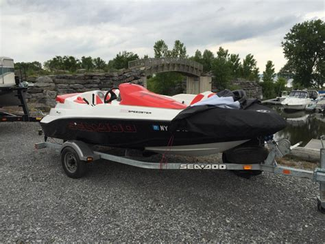 seadoo boat r sea doo sport boats speedster 150 boats for sale
