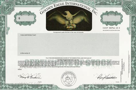 blank stock certificate template free best photos of clear stock certificate border template