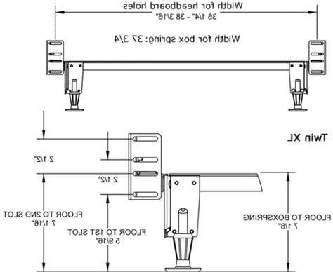 Extra Long Twin Bed Size My Blog In Twin Xl Bed Xl Size Bed Dimensions