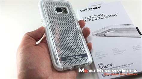 Tech 21 Evo Check Iphone 7 Plus Clear White tech 21 evo check review galaxy s7 and s7 edge cases mobile reviews eh