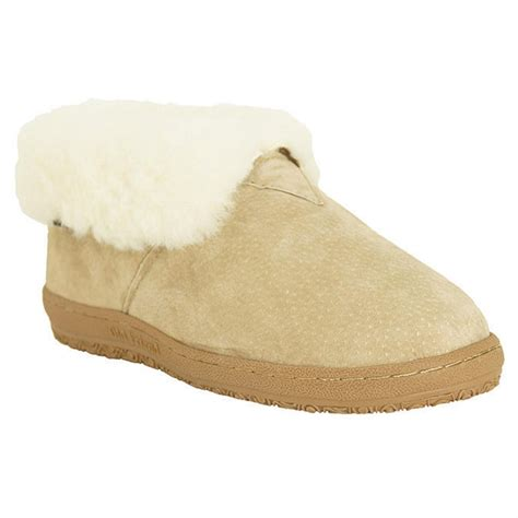 friend bootee slippers s friend 174 bootee chestnut 172353 slippers at