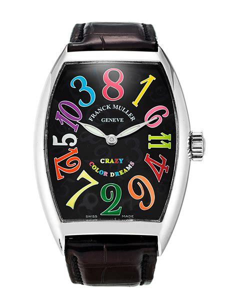 Franck Muller Infinity Colour Dreams White franck muller hours colour 7851 ch codr watchfinder co