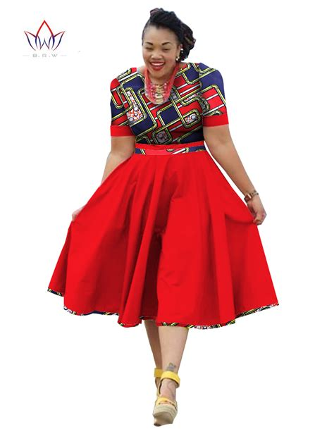 african print clothing for ladies plus size clothing 2017 spring dress african print dress