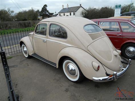 1957 Volkswagen Beetle by 1957 Oval Window Volkswagen Beetle