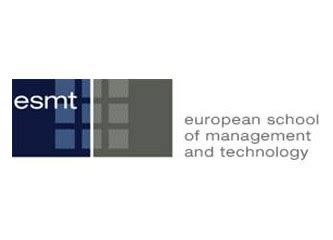 European School Of Management Mba by Mba Burs Duyurusu Esmt European School Of Management And