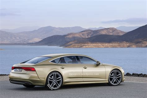 new audi a7 new report talks about quot dramatic quot 2017 audi a7 sportback