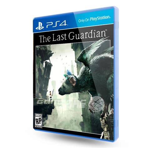 Sony Ps4 The Last Guardian jogo ps4 the last guardian sony