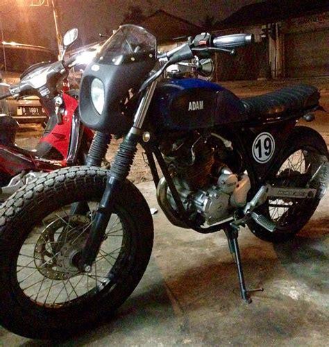Motor Modif Dijual by Cb Style Dijual Di Yogyakarta Modifikasi Motor