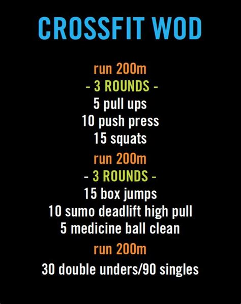 crossfit workout wod personal time 16 36 crossfit
