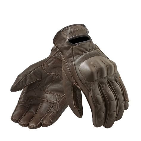 revit cooper eldiven kahverengi revit deri eldiven