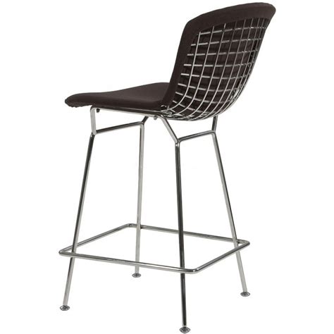 Bertoia Bar Stool Replica harry bertoia bar stool replica fully upholstered