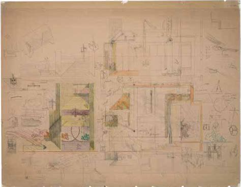 Floor Plan Detail Drawing by Introducing The Carlo Scarpa Monograph Architecture Agenda Phaidon