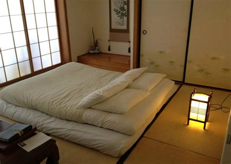 futon japanese bed futon on floor