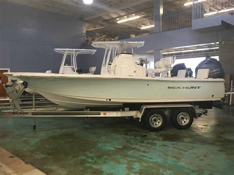 sea hunt boats louisiana new 2016 20 sea hunt bx fish boat in metairie louisiana