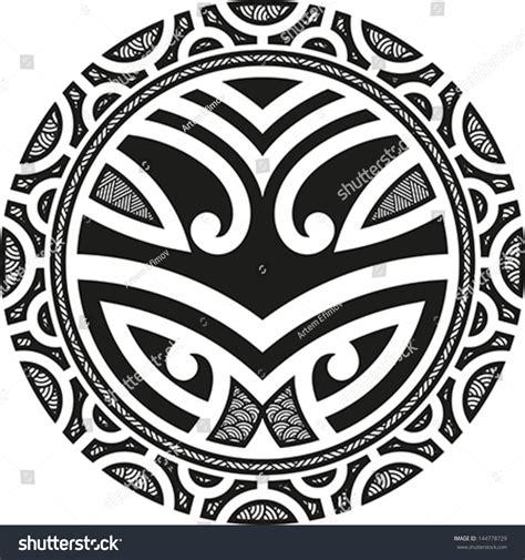 traditional maori tattoo designs traditional maori taniwha design editable stock