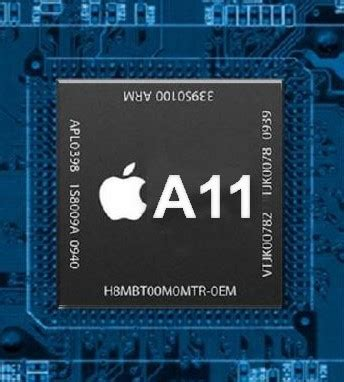 apple a11 iphone x a11 soc benchmarks leaked before official