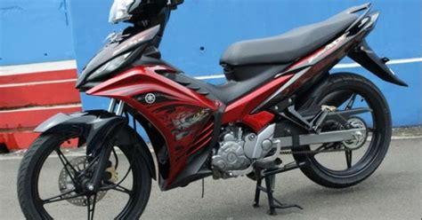 New Jupiter Mx 135 modifikasi motor new jupiter mx 135 cc
